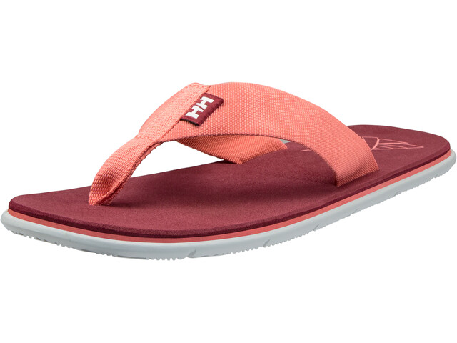 Helly Hansen Seasand HP Flips Women shell pink/plum/cloudy white/off white